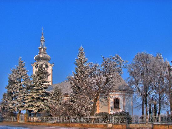 cenad biserica ortodoxa sarba 1 10 ianuarie 2009