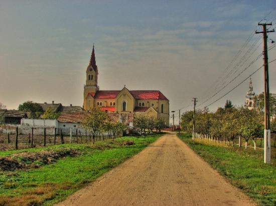 cenad biserica romano catolica 1